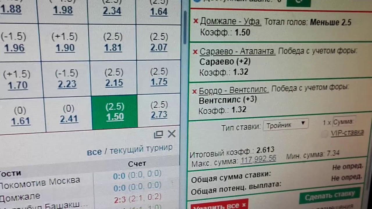 Прогноз на Лигу Европы: Домжале – Уфа – 2 августа 2018 года