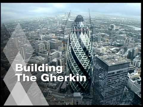 BUILDING THE GHERKIN - Official Trailer