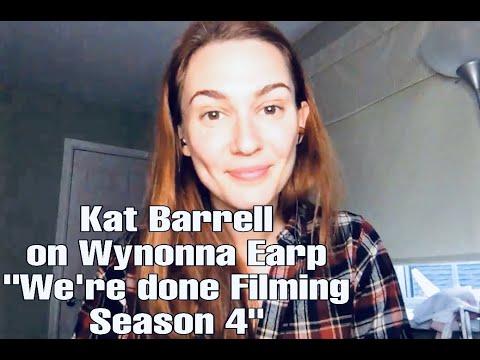 Kat Barrell on
