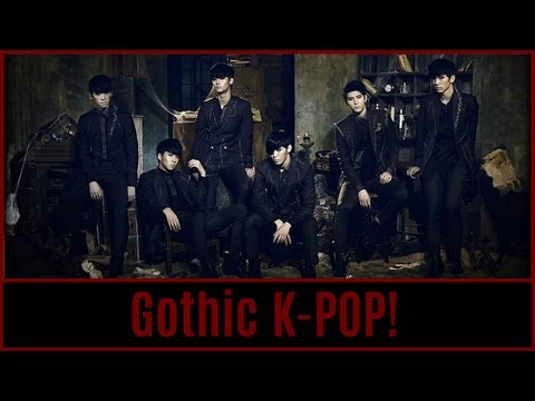 My Personal Favourite Gothic KPOP Songs!