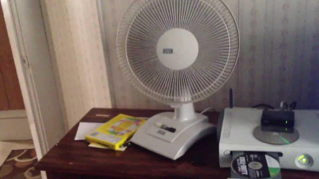 Smc Table Fan At Cousins 1 Of 2 Youtube