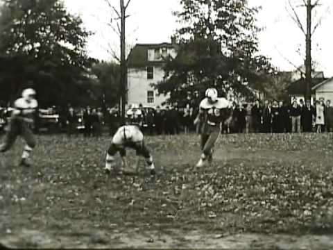 1941 Montoursville Vs. Muncy Football