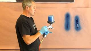 Spray Gun Set Up