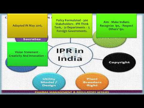Intellectual Property Rights and India