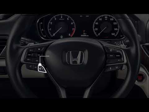 How to Use Bluetooth® HandsFreeLink® Voice Recognition on the 2018 Honda Accord