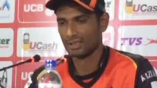 কাউকে দোষারোপ করছেন না মাহমুদুল্লাহ   Mahmudullah   Khulna Titans   BPL 2019