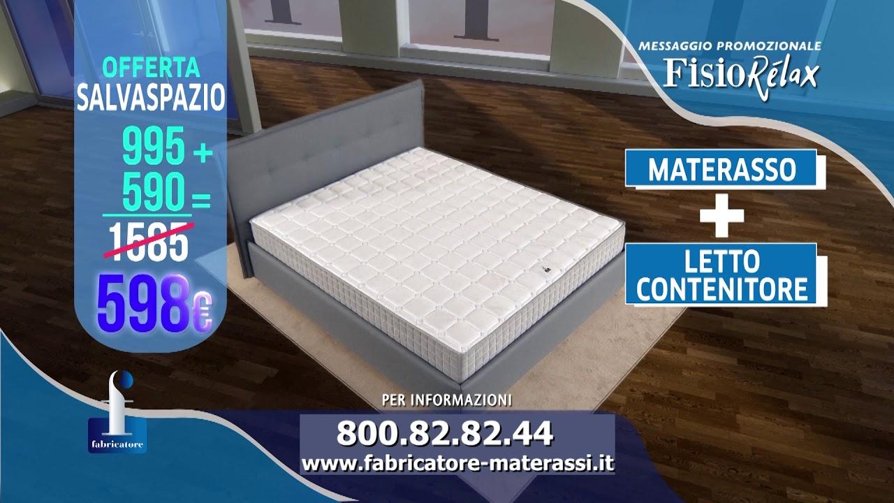 Materassi Fabricatore Napoli.Fabricatore Offerta Fisiorelax