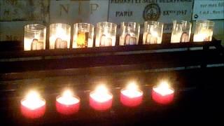 le miracle des cinq bougies