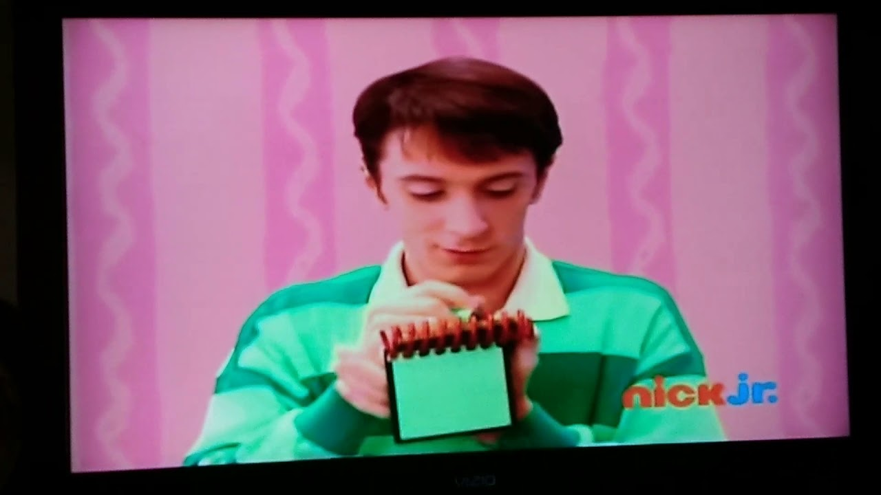Blues Clues Whats New Blue