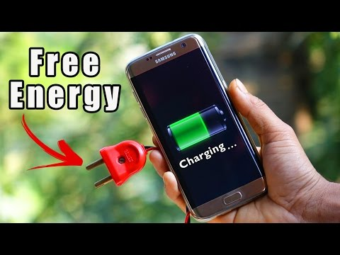 Thumbnail: How to make Free Energy Mobile Charger at HOME