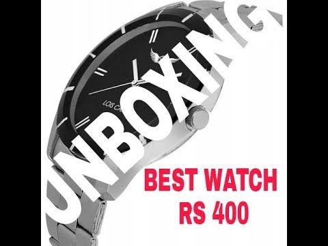 f5ccee36d0f Best WATCH Under Rs.400 (2018) - YouTube