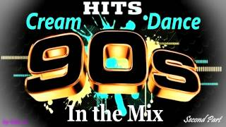 Repeat youtube video Cream Dance Hits of 90's - In the Mix - Second Part (Mixed by Geo_b)