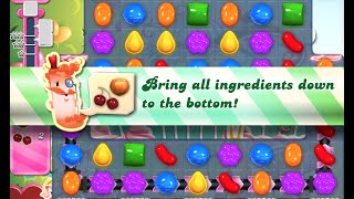 Candy Crush Saga Level 579 walkthrough (no boosters)