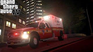 GTA IV FDNY EMS Ambulance Mod   Day 11   Saving Lives As A Paramedic / EMT In Liberty City   Failed