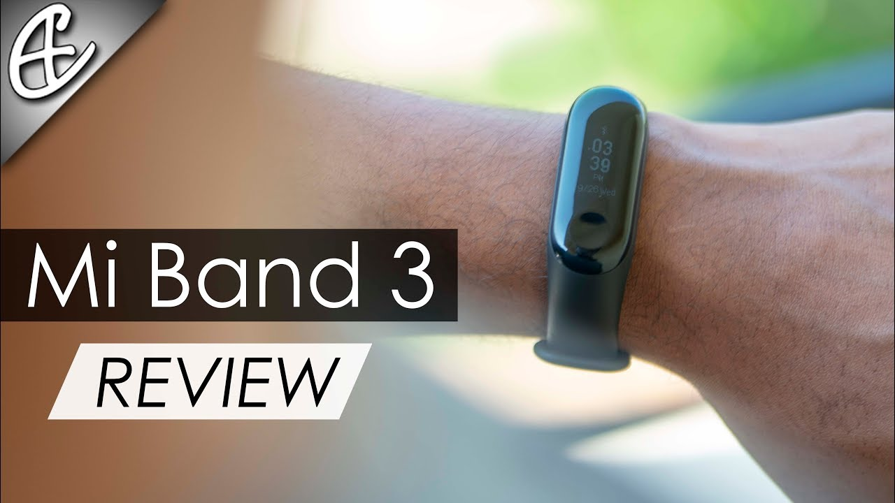 f01dd7f47fb Mi Band 3 Review - Best Budget Fitness Tracker Again!!! - YouTube
