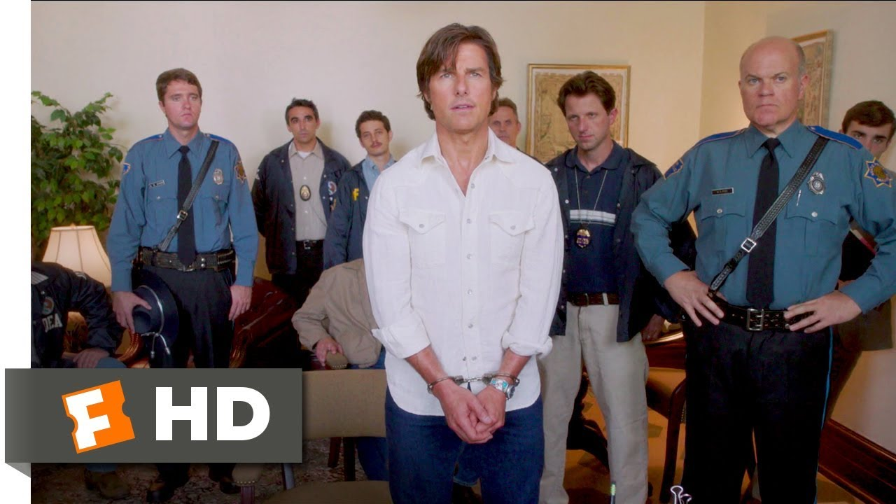 American Made (2017) - A Cadillac for Your Troubles Scene (8/10)   Movieclips