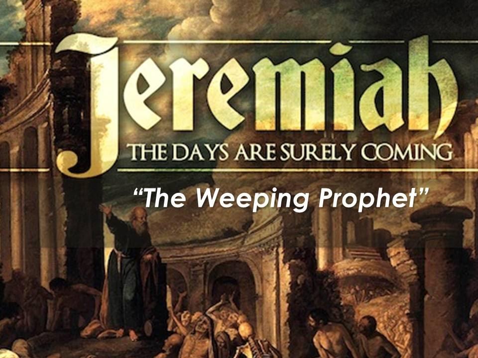 BIBLE SUMMARY: LAMENTATIONS