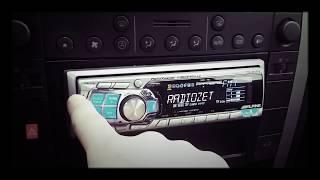 Alpine 9812RB my radio freezes for a few second.