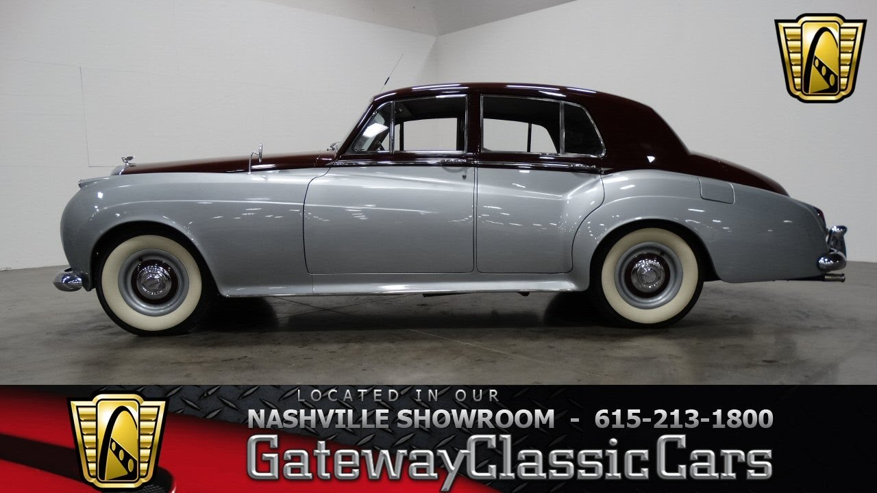 1956 bentley saloon s1 gateway classsic cars nashville. Black Bedroom Furniture Sets. Home Design Ideas