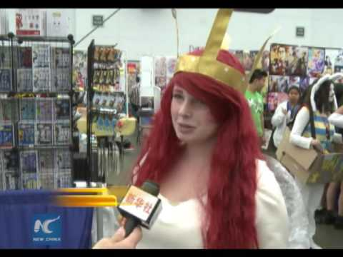 Anime expo in Vancouver