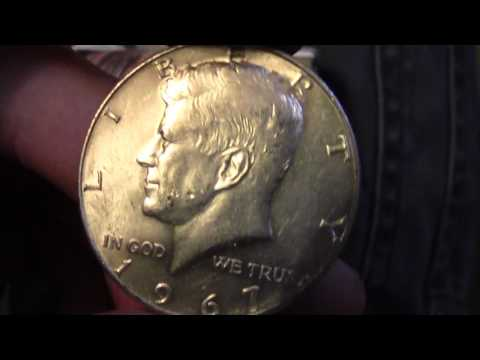 Coin Roll Hunting Half Dollars, Silvers And Proof! |The American  Numismatist