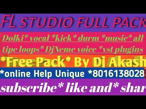 New New New  voice 2018 Studio Voice Dj Name Demo  2018 by all frined  by akash