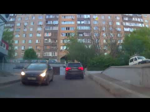 Russia, Moscow, 13.05.2018, roads, weather, chronicle, WELCOME to FOOTBALL