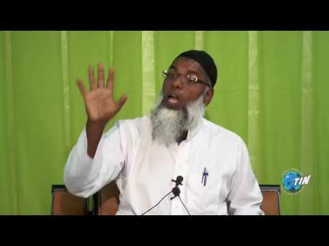 Muslims Living In A Non Muslim Society: Maulana Sultan Khan
