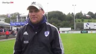 Interview mit Wolfram Eitel | FV Ravensburg vs. SV Oberachern