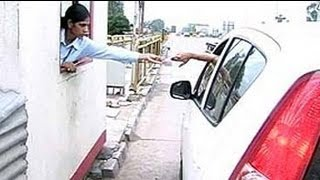 Punjab's brave women toll booth operators