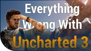 GAME SINS | Everything Wrong With Uncharted 3: Drake's Deception