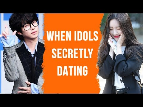 korean stars secretly dating