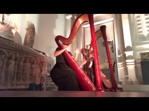 Pachelbel Canon On D Mayor Harp Duet