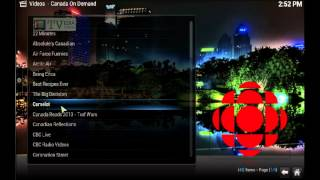 Watch CBC on demand on TVedia TV box - Canada on Demand