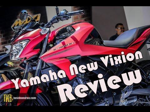Bedah Yamaha new Vixion VVA 2017 (full HD) | Review detil IWBVlog