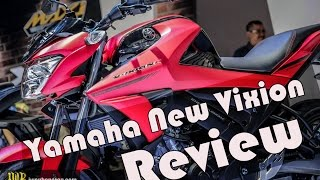New Yamaha Vixion VVA 2017 (full HD) | Review detil IWBVlog