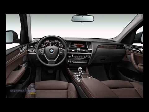 новые Немецкие внедорожники 2015 BMW X3 фото обзор