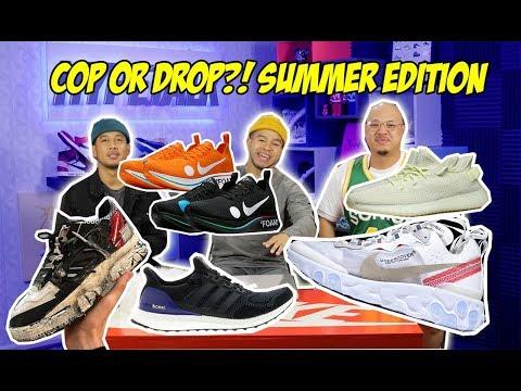 HYPETALK: UPCOMING SNEAKERS - COP OR DROP?!