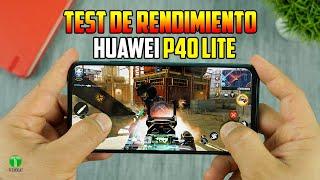 Huawei P40 lite Pruebas de Rendimiento | Tecnocat