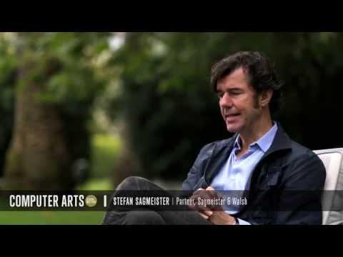 Designer Series: Stefan Sagmeister (part 1)