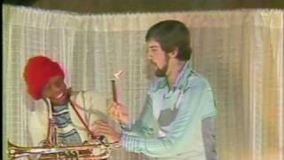 Jim Bobo Magician Ch 8 KFMB TV Interview 1977