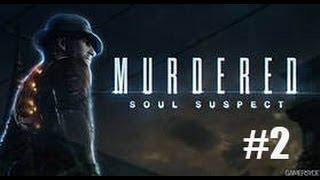 Murdered: Soul Suspect.#2 - Первое расследование.(Новинка поведует нам о детективе который расследует свою смерть.Вы сделаете мне приятно перейдя сюда:https://ww..., 2014-06-06T18:17:04.000Z)