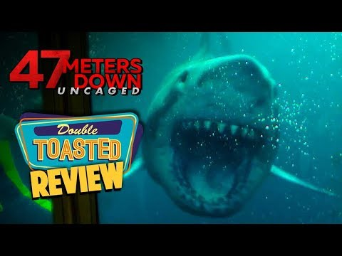 47 METERS DOWN UNCAGED MOVIE REVIEW - Double Toasted Reviews