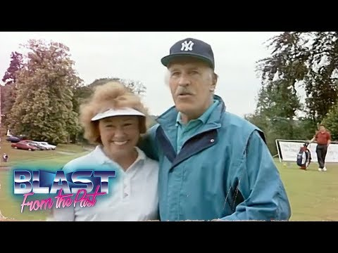The Generation Game's Bruce Forsyth Takes Part In A Charity Golf Game | Blast From The Past