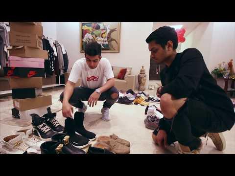 Closet Tour | Bombay's Biggest Hypebeast