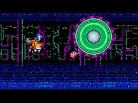 Small Update + Small Metallic Madness Sonic Animation