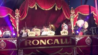 Final of the Circus Roncalli show 2016