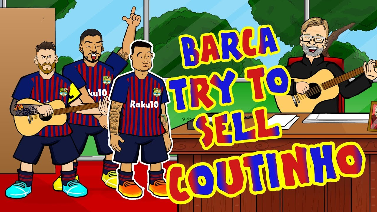 🎤COUTINHO GETS SOLD!🎤 Messi & Suarez sort a transfer! Man Utd? Liverpool? PSG?