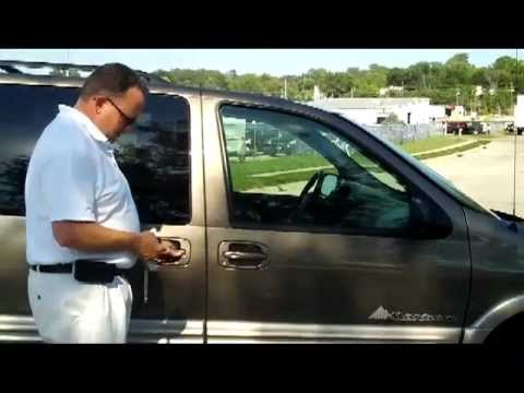 Used 2003 pontiac montana for sale at honda cars of for Montana honda dealers