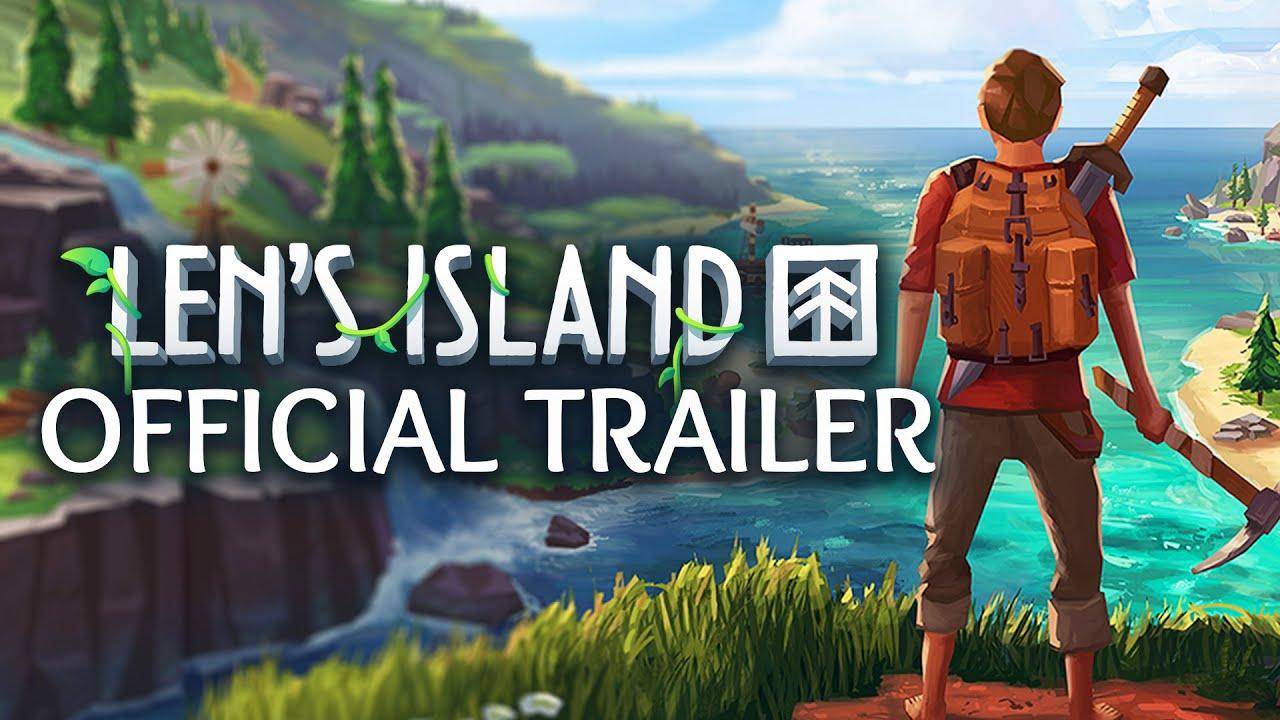 Len's Island Gameplay Trailer
